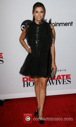 Eva Longoria 'Desperate Housewives' Final Season Kick-Off Party held at Wisteria Lane in Universal Studios Los Angeles, California - 21.09.11