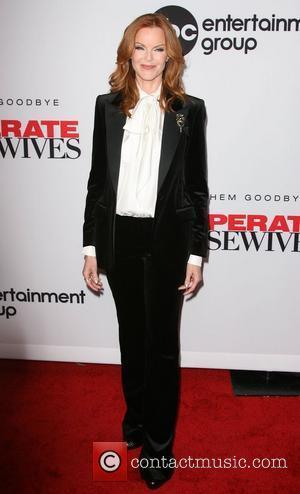 Kate Walsh 'Desperate Housewives' Final Season Kick-Off Party held at Wisteria Lane in Universal Studios Los Angeles, California - 21.09.11