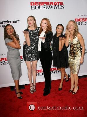 Vanessa Williams, Brenda Strong, Eva Longoria, Felicity Huffman and Kate Walsh