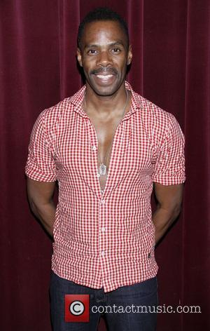 Colman Domingo Opening night of the Off-Broadway production of 'Desperate Writers' at the Union Square Theater - Arrivals New York...
