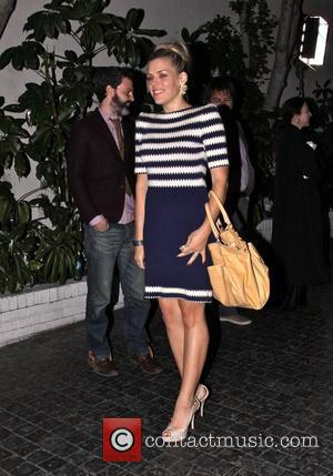 Busy Philipps and Marc Silverstein