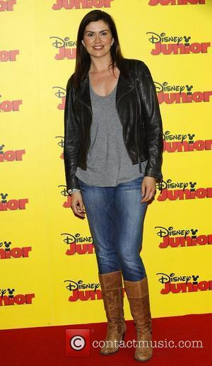 Amanda Lamb at the Disney Junior launch party held at the Museum of Childhood. Disney Junior is the new television...