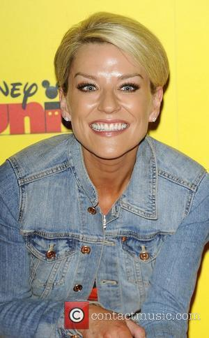 Zoe Lucker at the Disney Junior launch party held at the Museum of Childhood. Disney Junior is the new television...