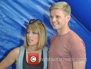 Jeff Brazier and Ripley