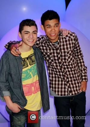 Adam Irigoyen and Kenton Duty