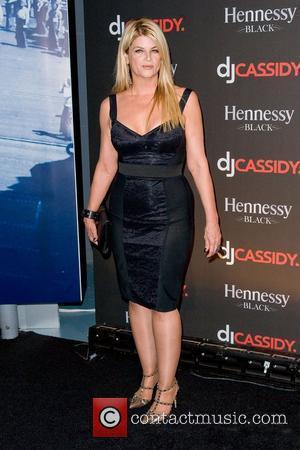 Kirstie Alley DJ Cassidy celebrates his 30th Birthday - Arrivals New York City, USA - 06.07.11
