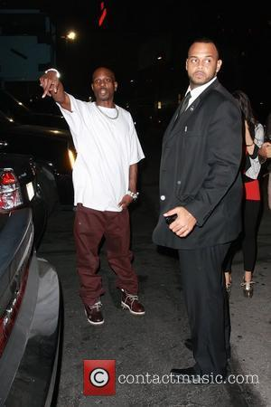 DMX aka Earl Simmons rapper leaving The Colony after attending a Maxim magazine party Los Angeles, California - 24.10.11