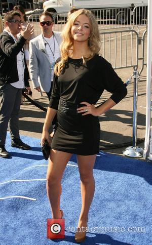 Sasha Pieterse 2011 Do Something Awards - Arrivals held at the Hollywood Palladium Hollywood, California - 14.08.11
