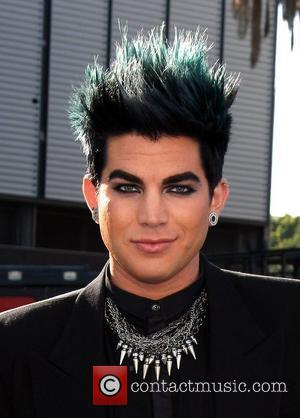Adam Lambert Designs Necklace For Charity