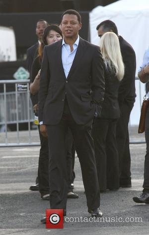 Terrence Howard   2011Do Something Awards held at the Hollywood Palladium - Arrivals Hollywood, California - 14.08.11