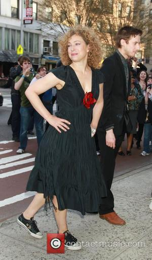 Arthur Darvill and Alex Kingston 'Doctor Who' screening held at the Village East Cinema New York City, USA - 11.04.11