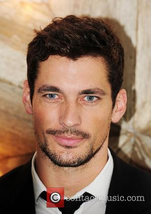 David Gandy,  at the Net-a-Porter, Mr Porter and Dolce & Gabbana party at Westfield. London, England - 14.07.11