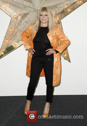 Jo Wood,  at the Net-a-Porter, Mr Porter and Dolce & Gabbana party at Westfield. London, England - 14.07.11