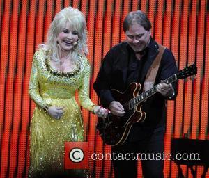 Dolly Parton performs at O2 Arena London, England - 07.09.11