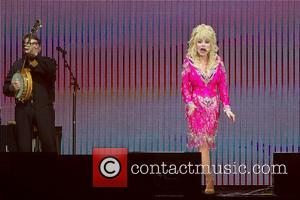 Dolly Parton performs live in Gothenburg  Sweden - 28.08.11