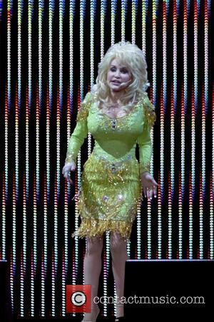 Dolly Parton  performs live on her 'Better Day World Tour' at LG Arena Birmingham, England - 02.09.11