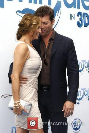 Harry Connick Jr. and Jill Goodacre The Los Angeles premiere of 'Dolphin Tale' at the Mann Village Theatre - Arrivals...