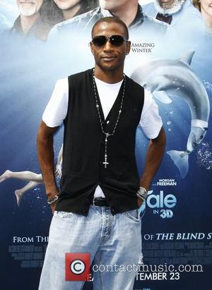 Tommy Davidson The Los Angeles premiere of 'Dolphin Tale' at the Mann Village Theatre - Arrivals Los Angeles, California -...