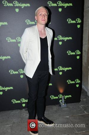 Mr Hudson,  at the launch of Dom Perignon's Luminous Label at One Mayfair. London, England - 24.05.11