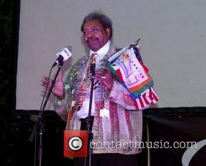 Don King EPIX Movie Free-For-All Screening of Raging Bull at Tompkins Square Park New York City, USA - 30.06.11