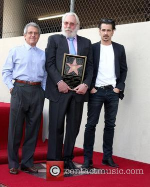 Irwin Winkler, Donald Sutherland receives the 2,430th star on the Hollywood Walk of Fame. Los Angeles, California - 26.01.11
