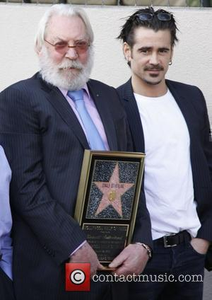 Donald Sutherland and Colin Farrell