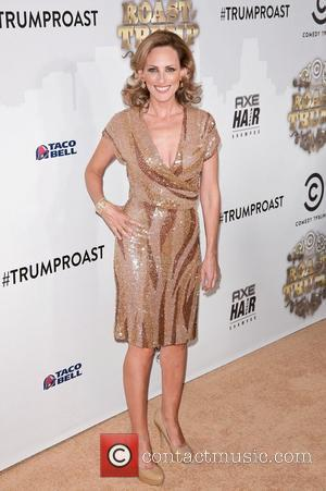 Marlee Matlin  The Comedy Central Roast of Donald Trump - Arrivals  New York City, USA - 9.3.2011