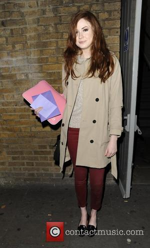 Karen Gillan Relieved To Be Leaving 'Dr. Who'