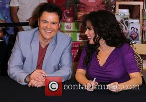 Donny Osmond, Marie Osmond and The Flamingo