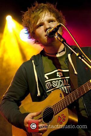 Ed Sheeran performing at the Dot to Dot 2011 music festival. Nottingham, England - 29.05.11