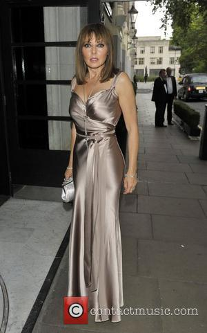 Carol Vorderman 'An Evening with Downtown Abbey' event to benefit Medical Emergency Relief International (Merlin), held at the Savoy Hotel...