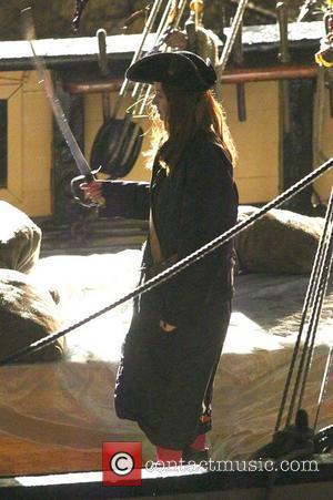 Karen Gillan and Doctor Who