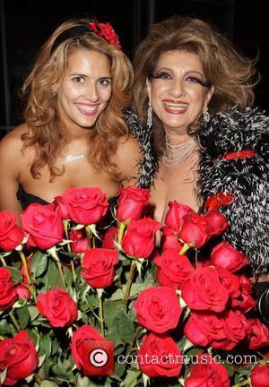 Maria Venuti and Dr Zhivago