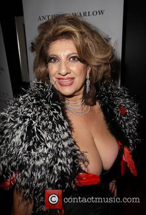Maria Venuti The 'Dr Zhivago' opening night VIP afterparty held in the Grand Ballroom of Star City Casino Sydney, Australia...
