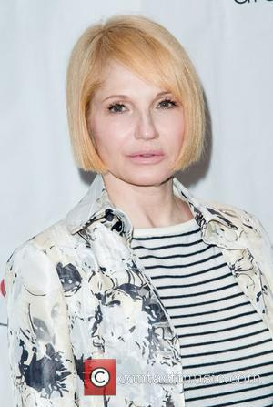 Ellen Barkin 2011 Drama League Awards ceremony and luncheon at Marriot Marquis - Arrivals New York City, USA - 21.05.11