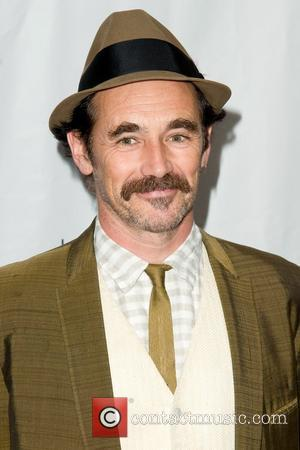 Mark Rylance 2011 Drama League Awards ceremony and luncheon at Marriot Marquis - Arrivals New York City, USA - 21.05.11