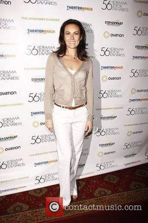 Laura Benanti  The Official Reception for the 2011 Drama Desk Award Nominees held at Bombay Palace Restaurant. New York...