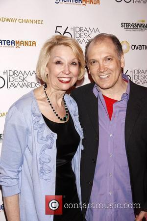 Julie Halston and Charles Busch  The Official Reception for the 2011 Drama Desk Award Nominees held at Bombay Palace...