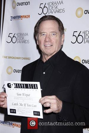 Tom Wopat  The Official Reception for the 2011 Drama Desk Award Nominees held at Bombay Palace Restaurant. New York...