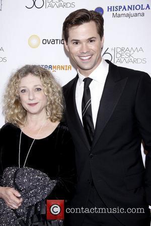 Carol Kane and Andrew Reynolds 56th Annual Drama Desk Awards held at Manhattan Center - Arrivals New York City, USA...