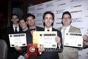 Nominees and Adam Godley