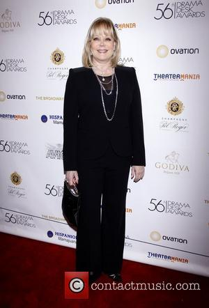 Candy Spelling 56th Annual Drama Desk Awards held at Manhattan Center - Arrivals New York City, USA - 23.05.11