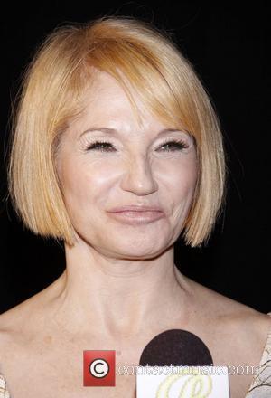 Ellen Barkin 2011 56th Annual Drama Desk Awards held at Manhattan Center - Press Room New York City, USA -...