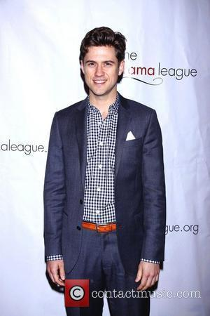 Aaron Tveit The 77th Annual Drama League Awards Ceremony and Luncheon held at the Marriott Marquis Hotel - Arrivals New...