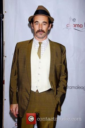 Mark Rylance, Winner of the 2011 Drama League Distinguished Performance Award The 77th Annual Drama League Awards Ceremony and Luncheon...