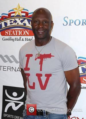 Jerry Rice Warren Moon hosts the Eleventh Annual Sports Dream Bowl Benefit at Texas Station Hotel Casino  Las Vegas,...