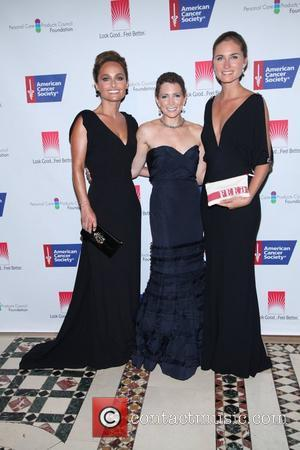 Giada De Laurentiis, Shannon Miller,Lauren Bush The 27th annual DreamBall held at Cipriani - Arrivals   New York City,...