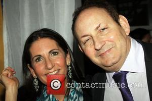 Bobbi Brown and John Demsey Dress for Success & Bobbi Brown 'Something to Share Worldwide Gala' 2011 New York City,...