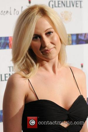 Kellie Pickler 9th Annual 'Dressed To Kilt' charity fashion show at Hammerstein Ballroom - Arrivals. New York City, USA -...