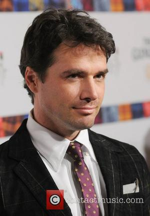 Matthew Settle 9th Annual 'Dressed To Kilt' charity fashion show at Hammerstein Ballroom - Arrivals. New York City, USA -...